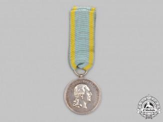 Saxony, Kingdom. An Order of Saint Henry, Silver Medal