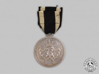 Prussia, Kingdom. A Military Honour Medal, II Class