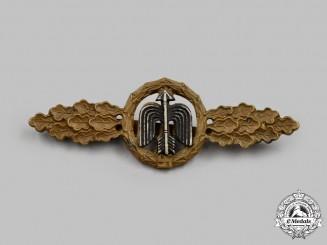 Germany, Luftwaffe. A Short-Range Day Fighter Clasp, Bronze Grade