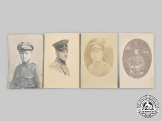 Germany, Imperial. A Lot of Heer Portraits