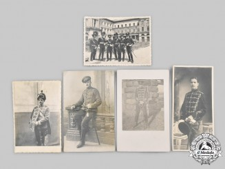 Germany, Imperial. A Lot of Photos of Hussar Personnel