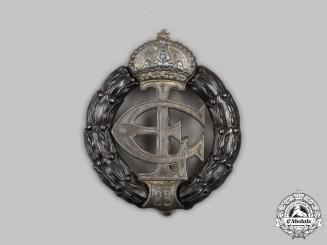 Hesse-Darmstadt, Grand Duchy. A War Honour Badge in Iron