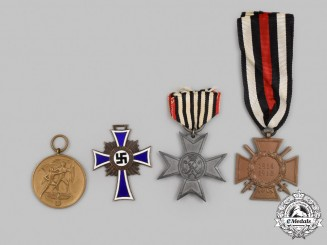 Germany, Third Reich. A Mixed Lot of Decorations