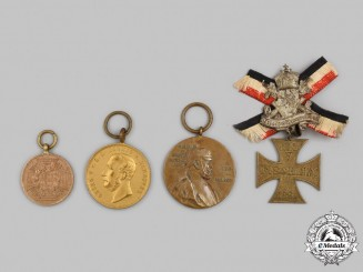 Germany, Imperial. A Mixed Lot of Medals