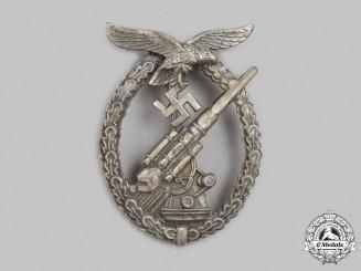 Germany, Luftwaffe. A Late-War Flak Badge, by F.W. Assmann & Söhne