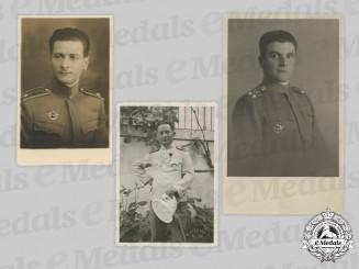 Yugoslavia, Kingdom. A Lot of Royal Yugoslav Army and Air Force Personnel Photos
