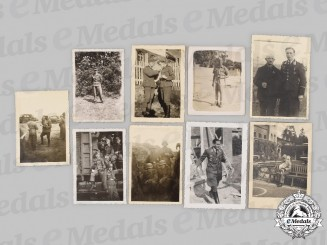 Germany, Wehrmacht. A Mixed Lot of Wartime Photos