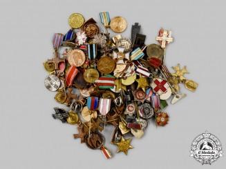 Poland, Republic, People's Republic. A Lot of Sixty-Six Miniature Awards