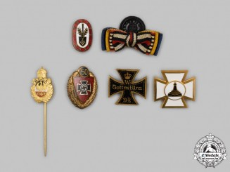 Germany. A Mixed Lot of Badges