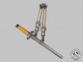 Germany, Heer. A Memorial Dress Dagger to Oberleutnant Horst Draeger, Aufklärungsabteilung 328