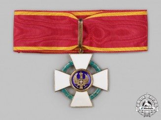 Italy, Kingdom. An Order of the Roman Eagle, III Class Commander, Civil Division, c.1942