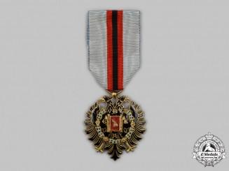 Albania, Kingdom. An Order of Fidelity, V Class Knight , c.1940