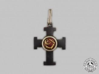 Estonia, Republic. A Cross of Liberty, III Class, II Grade for Personal Courage, c.1925