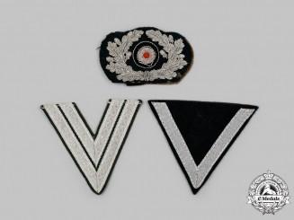 Germany, Heer. A Mixed Lot of Heer Uniform Insignia