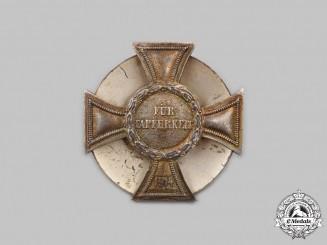 Germany, Mecklenburg-Strelitz, Grand Duchy. A Cross for War Distinction, I Class, c.1915