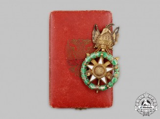 Albania, Kingdom. An Order of Skanderbeg, Officer Badge, c.1935