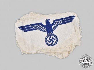 Germany, Kriegsmarine. A Lot of Unissued M35 Sports Shirt Insignia
