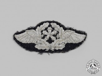 Germany, Luftwaffe. A Technical Personnel Officer's Specialist Insignia