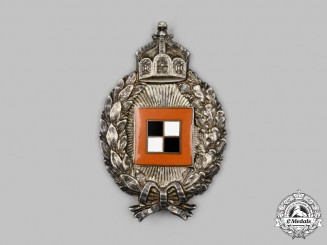 Germany, Imperial. A Prussian Observer's Badge, c.1917