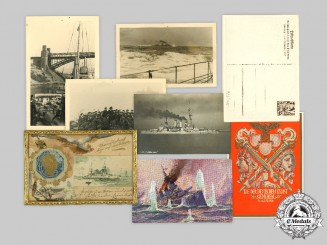 Germany. A Lot of Postcards
