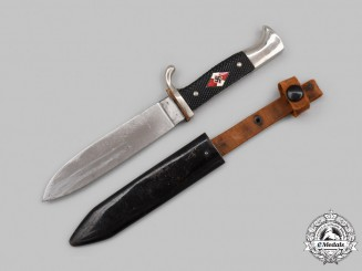 Germany, HJ. A HJ Member's Knife, by Hartkopf & Co.
