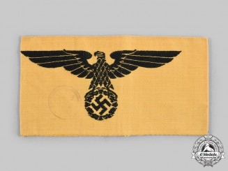 Germany, Wehrmacht. A Civilian Employee Armband