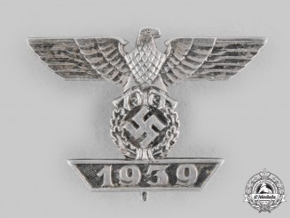 Germany, Wehrmacht. A Clasp to the Iron Cross 1939, I Class, Type II