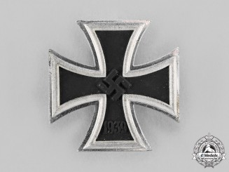 Germany, Wehrmacht. A 1939 Iron Cross I Class, by C.F. Zimmermann