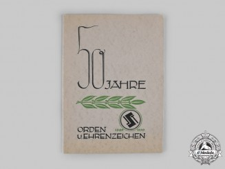 Germany, Third Reich. A 50th Anniversary Medals & Badges Catalogue by Steinhauer & Lück, 1939