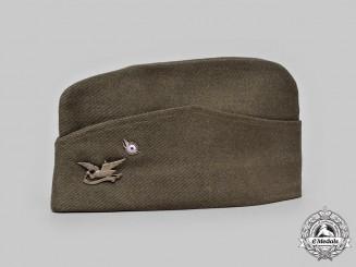 United States. A Rare La Fayette Escadrille Side Cap, c.1916