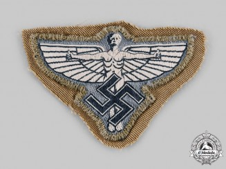 Germany, NSFK. A National Socialist Flyers Corps Uniform Insignia