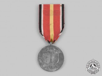 Germany, Wehrmacht. A Blue Division Medal