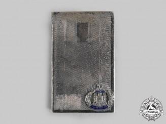 United Kingdom. A First War Dorsetshire Regiment Matchbox Cover