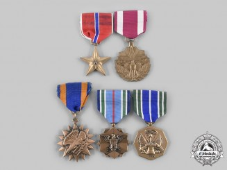 United States. A Lot of Five Awards