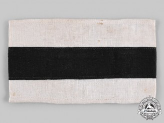 Germany, Luftwaffe. A Decontamination Crew Armband