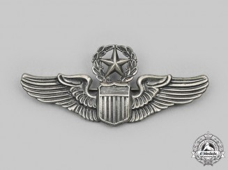 United States. An Army Air Force Command Pilot Badge by N.S Meyer