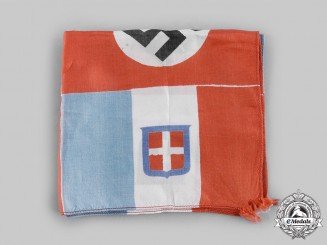 Germany, Third Reich. A Pact of Steel Flag