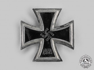 Germany, Wehrmacht. A 1939 Iron Cross I Class, by B.H. Mayer