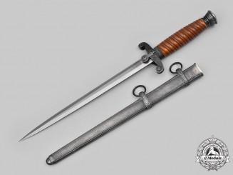 Germany, Heer. A Heer Officer's Dagger, by Hans Kolping