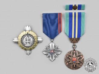 Slovakia, Republic. A Lot of Three Awards