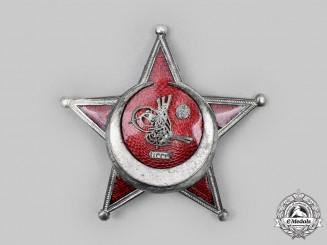 Turkey, Ottoman Empire. A Gallipoli Star, by J. Godet & Co.