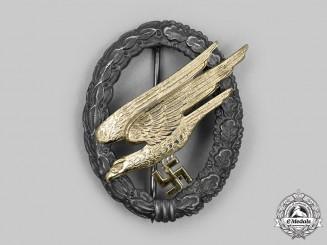 Germany, Luftwaffe. A Fallschirmjäger Badge, by F.W. Assmann & Söhne