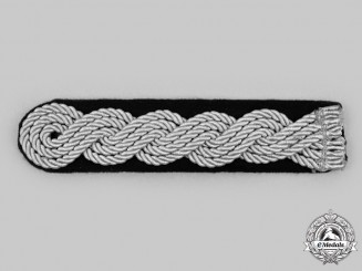Germany, SS. An Allgemeine-SS Officer's Shoulder Board