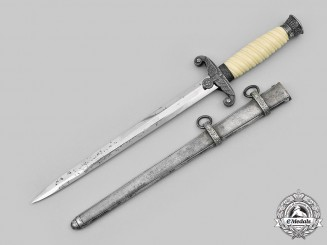 Germany, Heer. An Officer's Dress Dagger, by Alexander Coppel