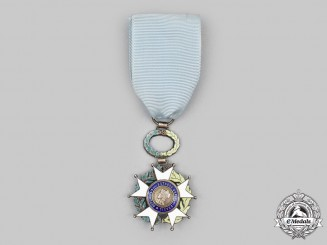 Brazil. A National Order of the Southern Cross, Officer's Cross, c. 1950