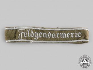 Germany, Heer. A Feldgendarmerie Cuff Title