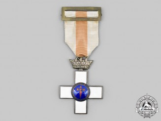 Spain, Franco Period. A Cross for Military Constancy, Non-Commissioned Officer, c. 1950