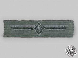 Germany, Wehrmacht. A Schutzmannschaft Breast Insignia
