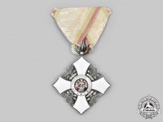 Bulgaria, Kingdom. An Order of Civil Merit, V Class Knight, c. 1940