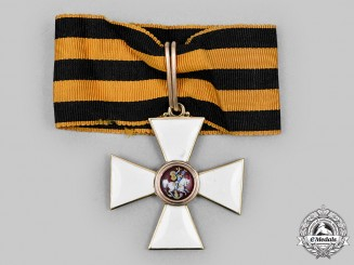 Russia, Imperial. An Order of St. George in Gold, IV Class, c.1900